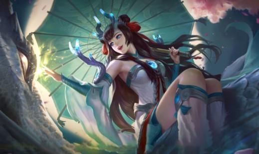 Istilah ojek payung di mobile legends - Kagura