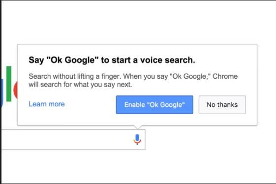 fitur terbaru ok google bahasa indonesia di laptop
