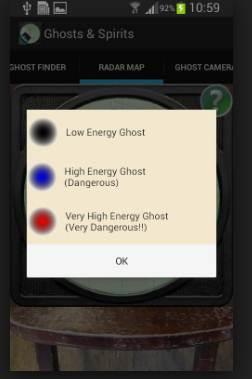 Deteksi Hantu Radar