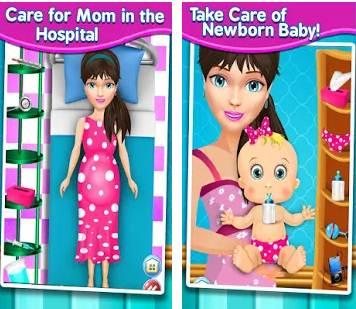 Game Melahirkan Bayi