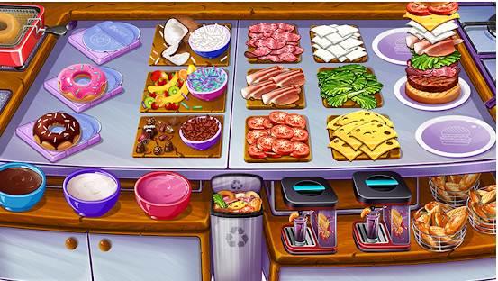game memasak terbaru offline