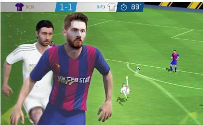 game sepak bola terbaru gojek traveloka liga 1
