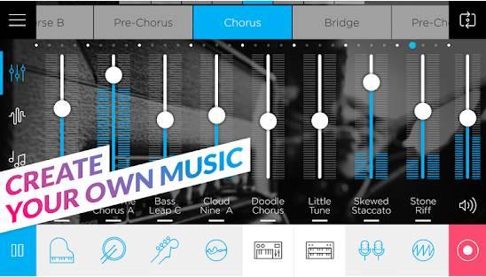 aplikasi edit musik lagu android