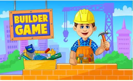 game membangun rumah offline