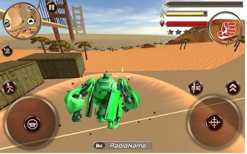 game perang robot pc