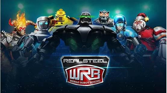 game perang robot online