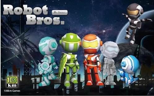 game perang robot offline
