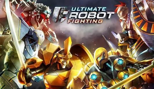 games perang robot besar