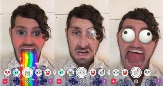 cara menggunakan snapchat lenses bagi pemula di android