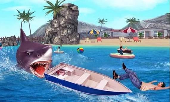 permainan ikan hiu sydney